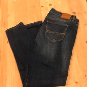 lucky jeans size 10 length 30 Charlie skinny